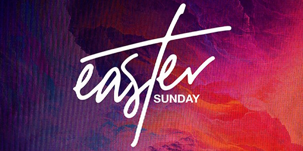 Easter Sunday Service! In Person Worship!