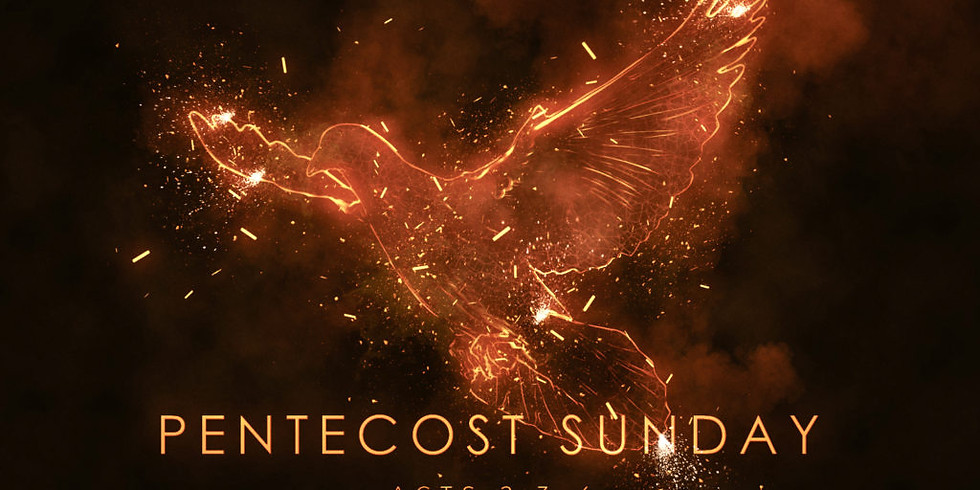 Pentecost Sunday Service! In Person Worship!