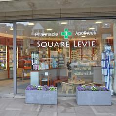 Bienvenue à la pharmacie Square Levie!