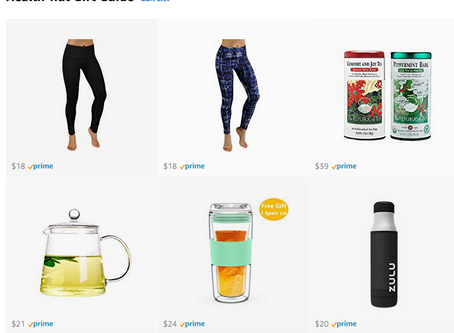 Gift guide for health-nuts