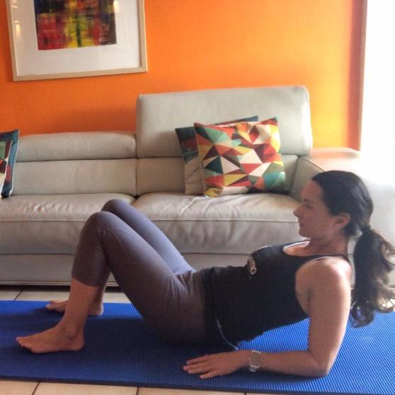Lower back pain exercises 4