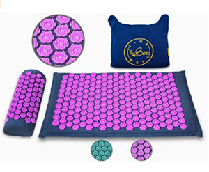 Acupressure Mat and bolster