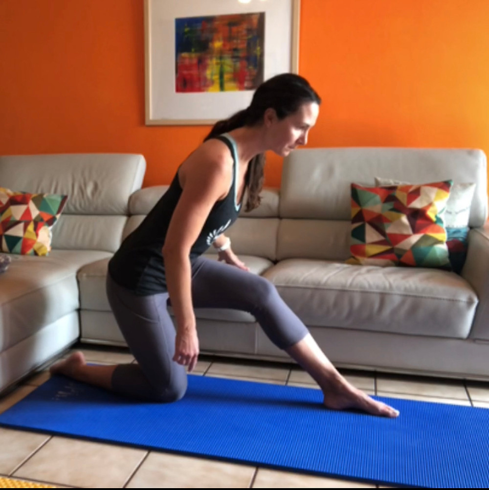 Lower back pain exercises 6