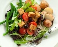 Tempeh Niçoise Salad