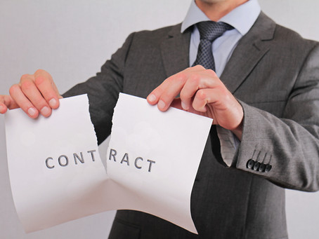 What if I Have to Breach a Contract?