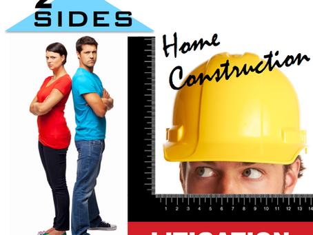 Home Construction Litigation in Ohio