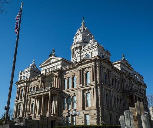 Historic Dayton Courthouse