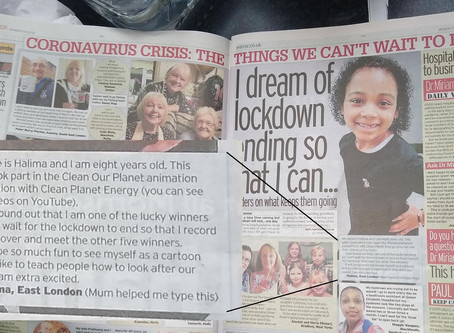 Our 'Energy of Change' Winners Made the news!