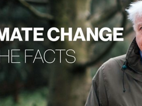 CPE live-tweets #ClimateCatastrophe documentary