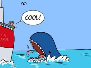 Ignorant Ike - Whale of Water (IKE01)