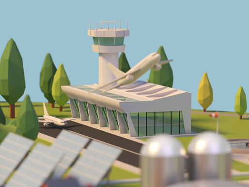 The Race to Net Zero - Green Fuels for Aviation