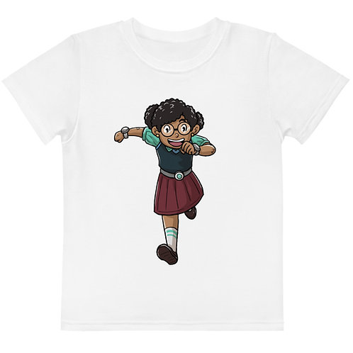 Ellie Ment's Crew Kids neck t-shirt