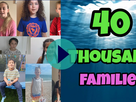 We asked 40k families about what they are doing to stop the #ClimateCrisis