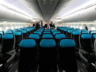 Porque cabine de aviões são pressurizadas?