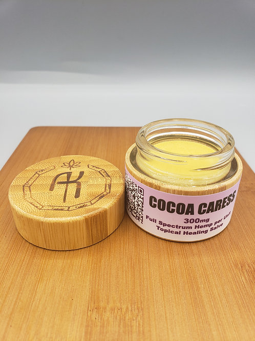 Cocoa Caress 300mg Full Spectrum Topical - 1oz