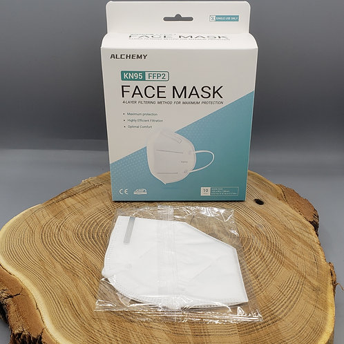 KN95/FFP2 Face Masks - Box of 10