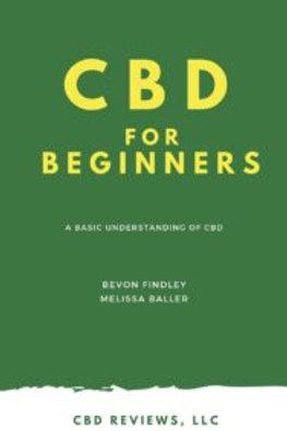 CBD for Beginners Paperback Book