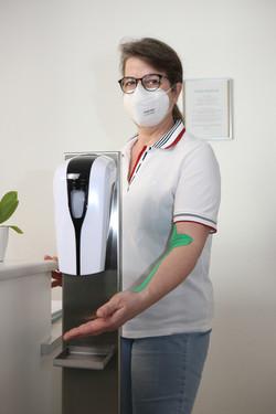 Physio 49 - Schutzmaßnahmenund Hygienevo