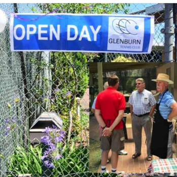 Open Day club helpers