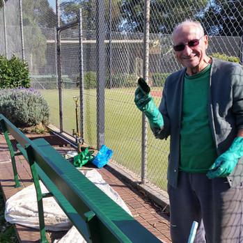 Bill, our local club Mr fix it