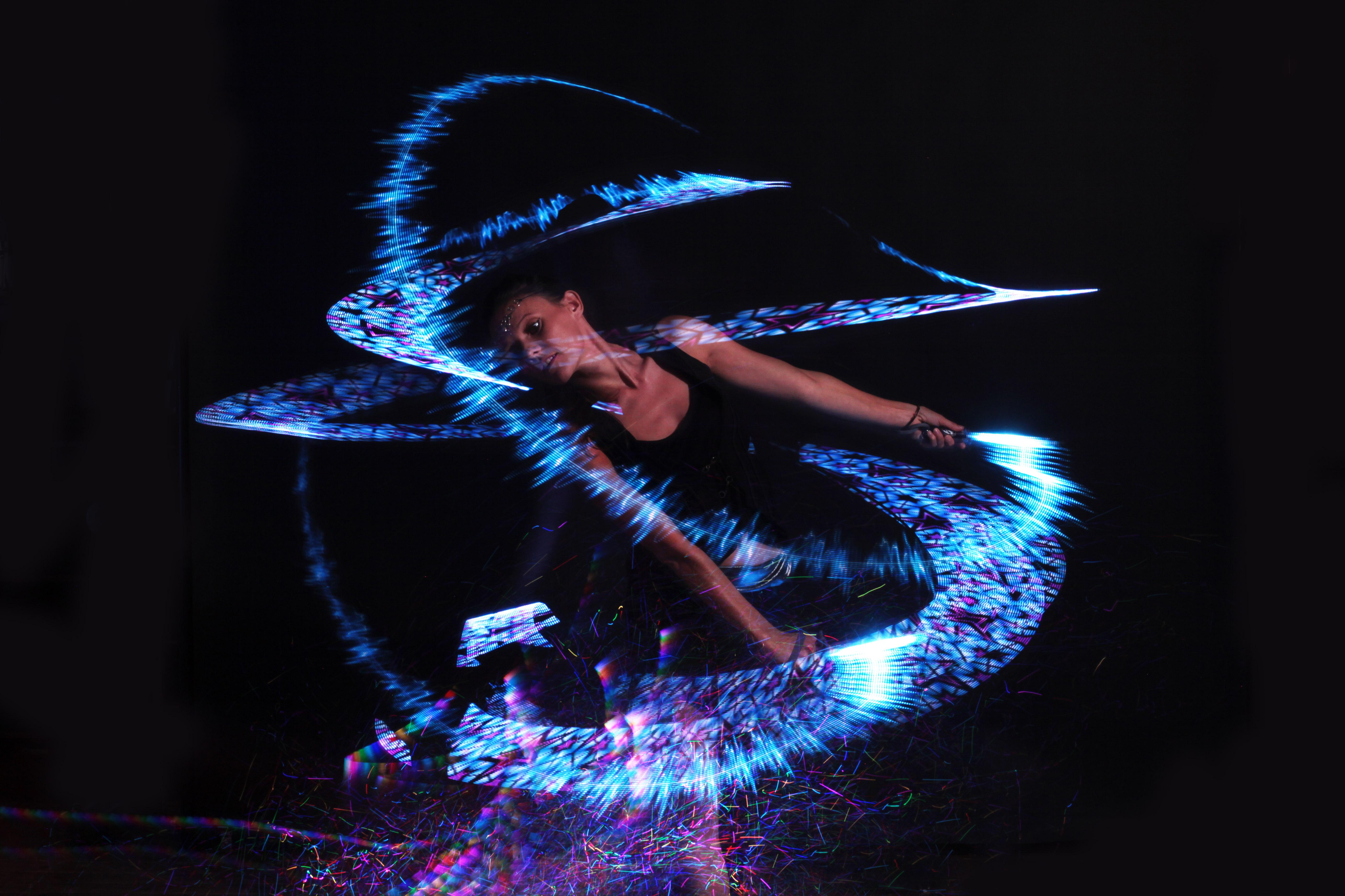 Light show special effect