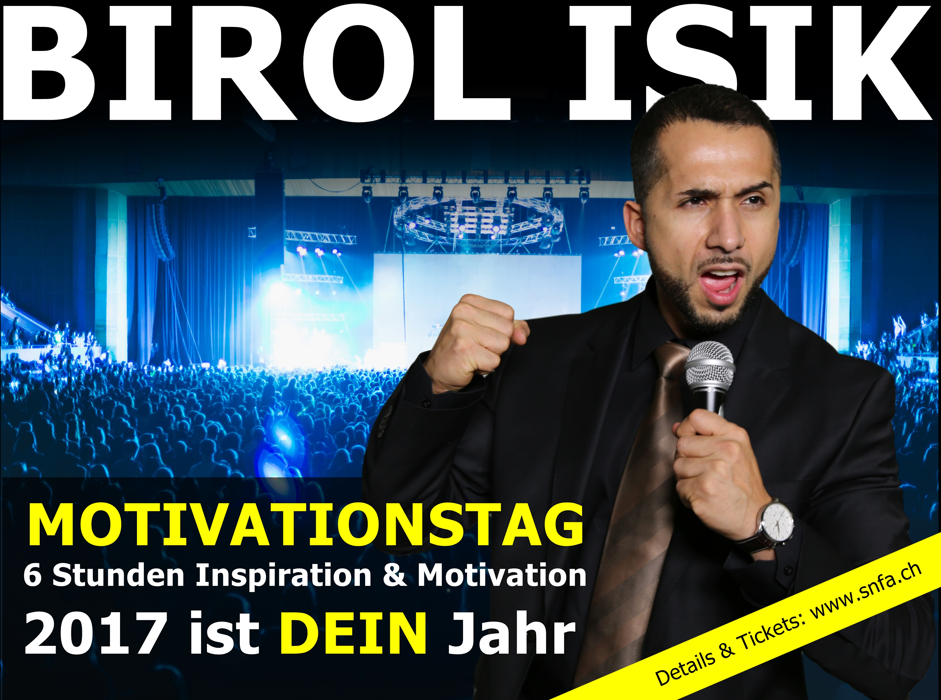 Plakat Motivationsseminar
