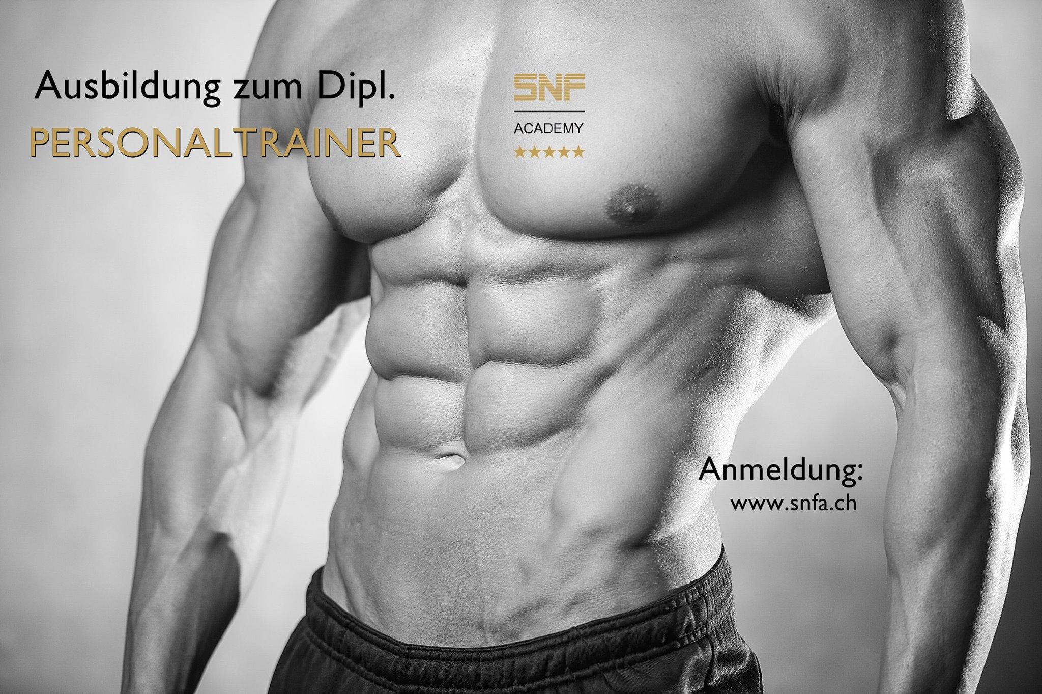 Ausbildung zum Dipl. Personaltrainer