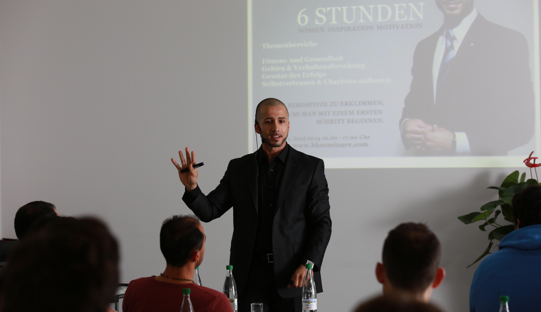 Personal Power Seminar