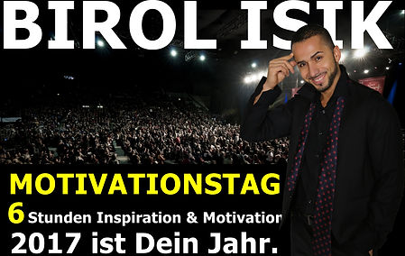 Motivationstag mit Birol Isik