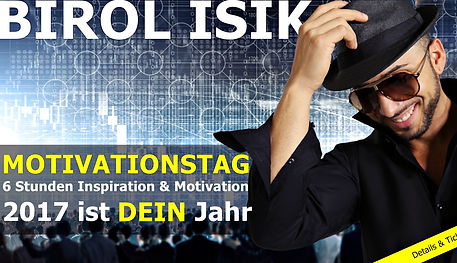 Motivationstag mit B. Isik