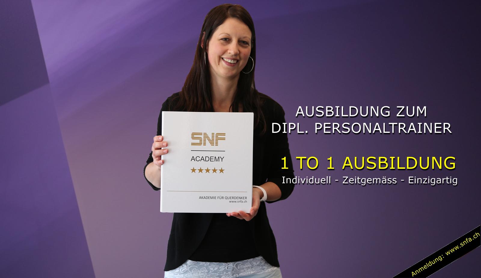 Ausbildung Personaltrainer Schweizf5