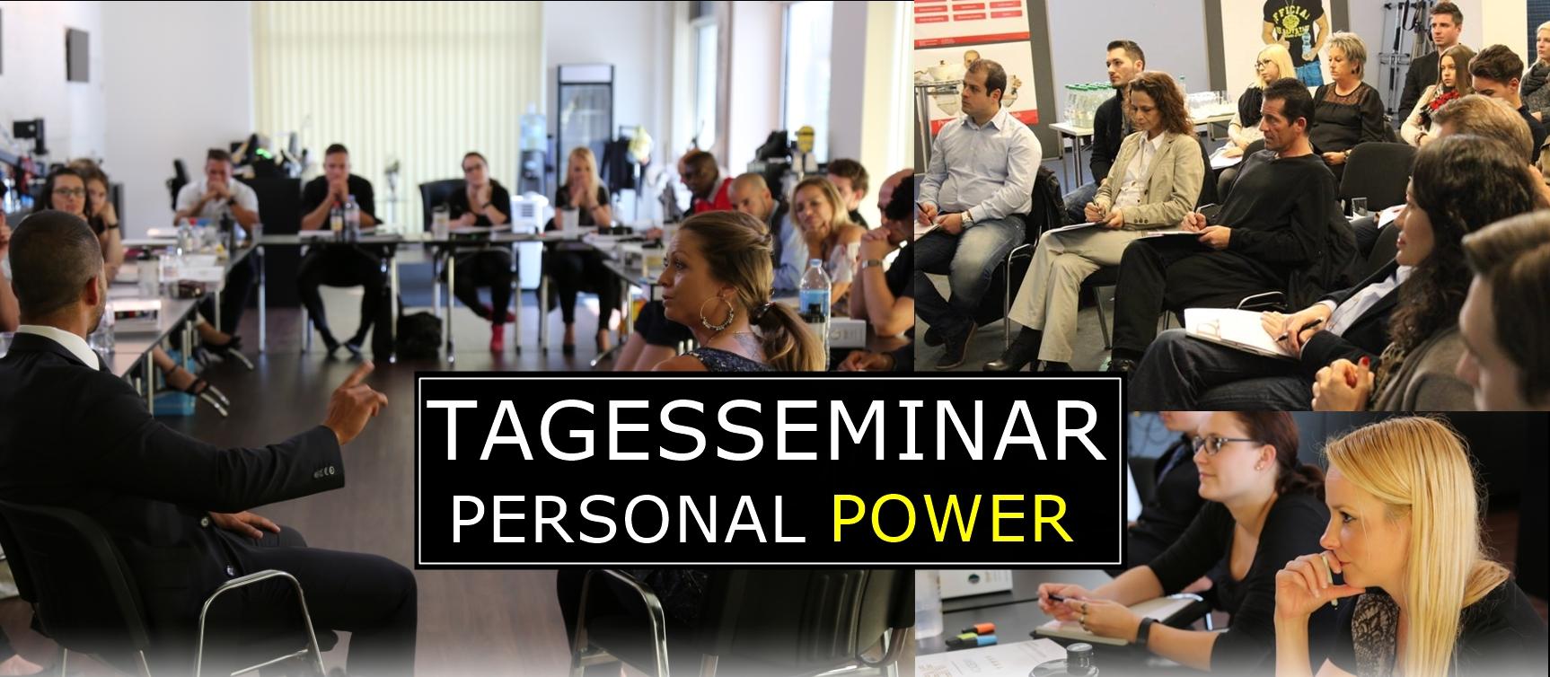 Personal Power Online Kurse Schweiz