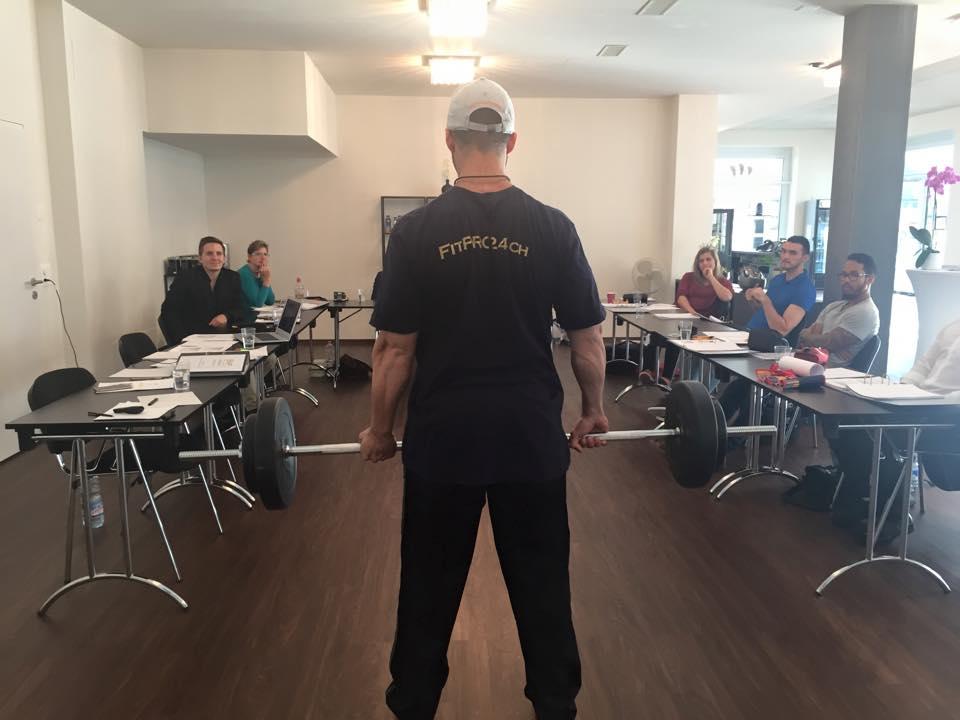 personal trainer zürich