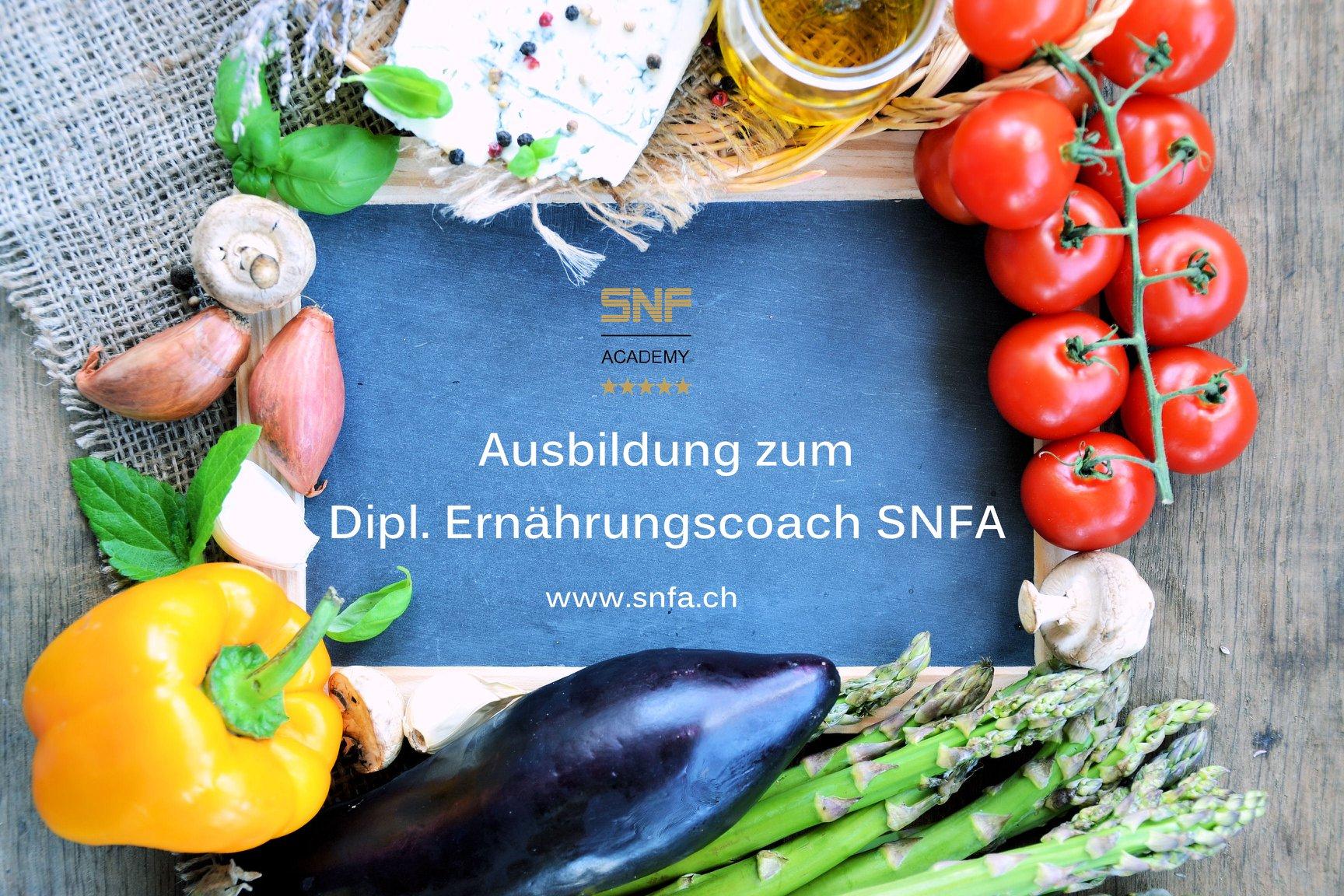 Ausbildung zum Dipl. Ernährungscoach