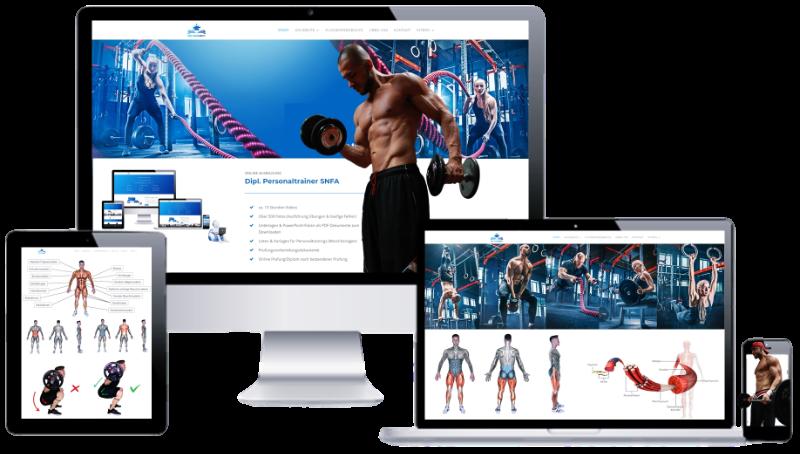 online personaltrainer ausbildung