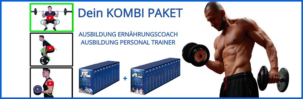 Personal trainer ausbildung online schwe