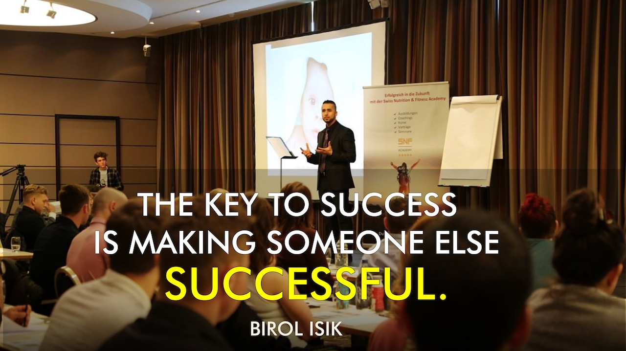 birol isik switzerland leadership