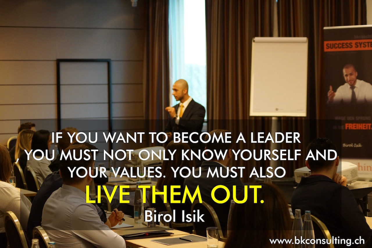become a leader birol isik