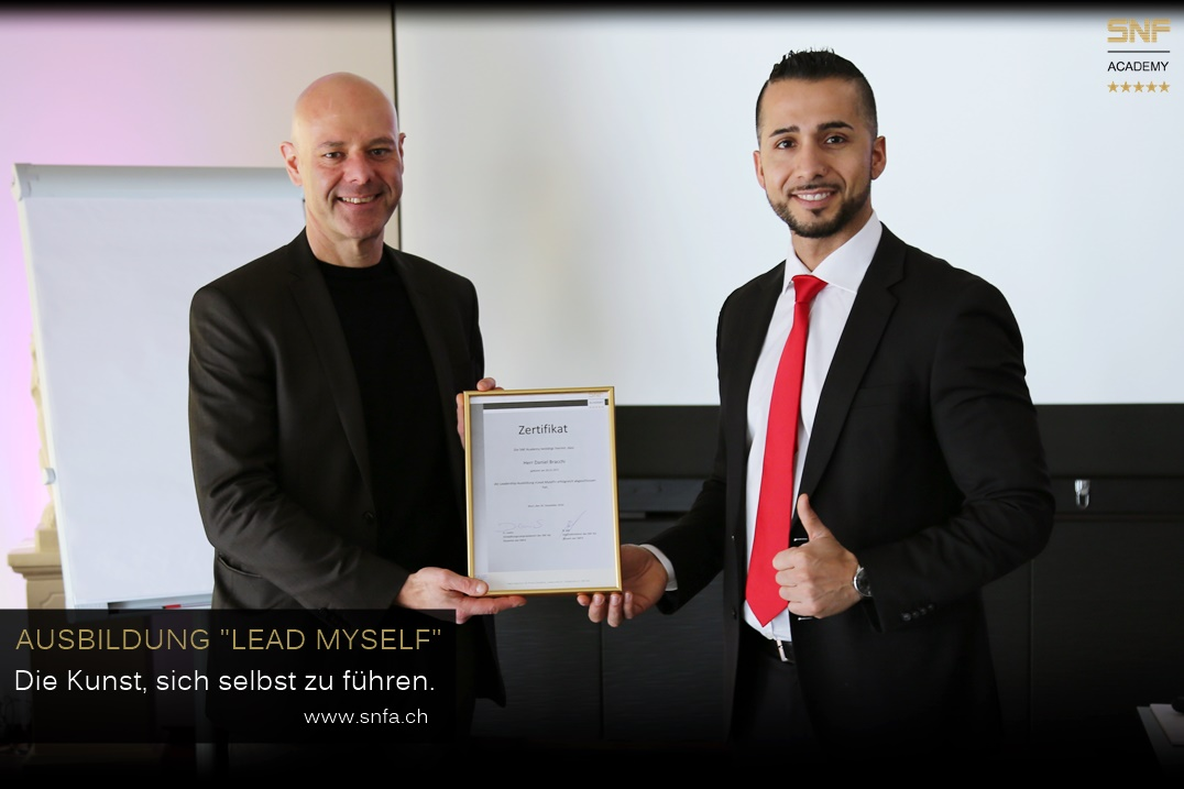 "leadership ausbildung ""lead myself"""