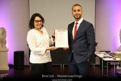 Ausbildungen von Birol Isik Schweiz