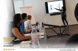 Ausbildung Fitnesscoach Schweiz