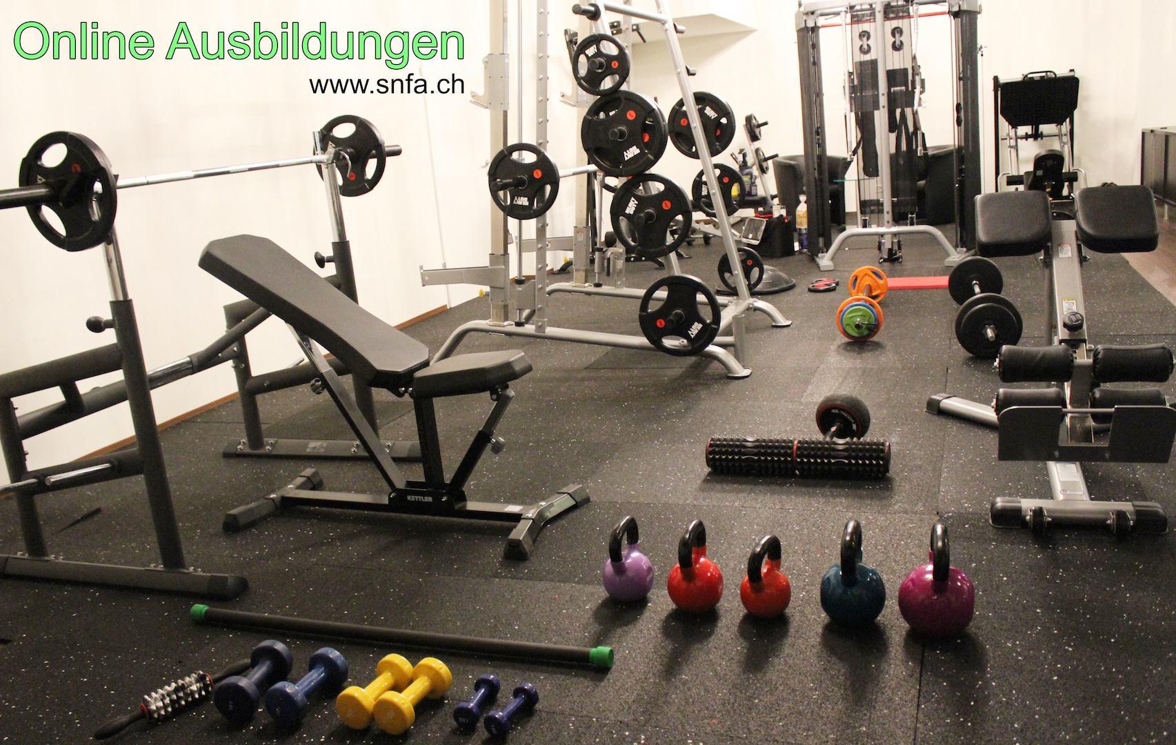 fitness coach ausbildung
