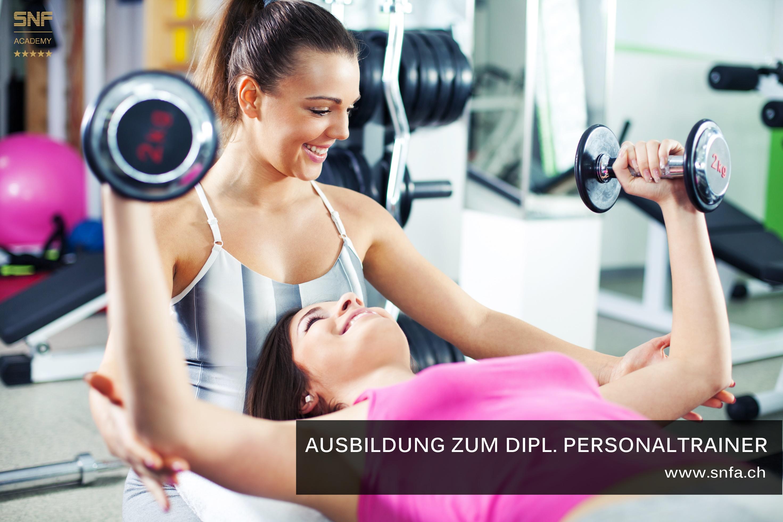 fitnesstrainer ausbildung