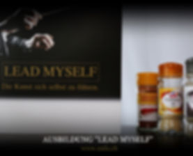 "Ausbildung Leadership ""lead myself"""