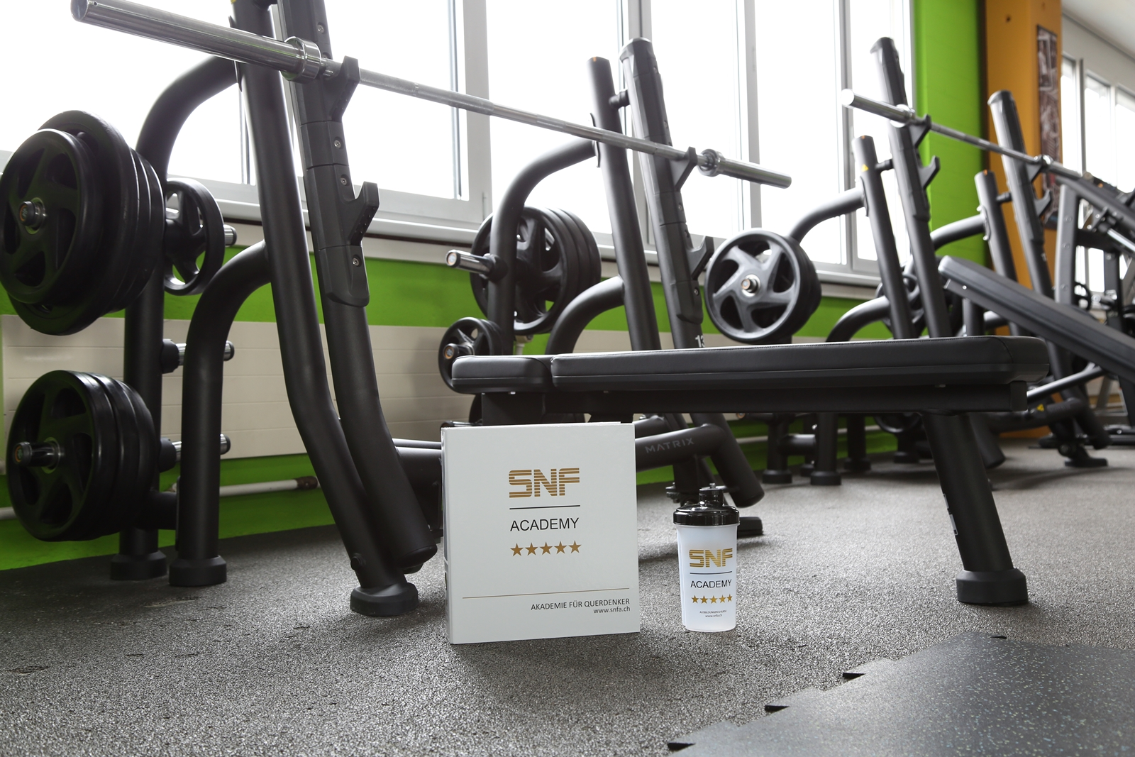 Ausbildung Fitnesstrainer Sankt Ostschwe