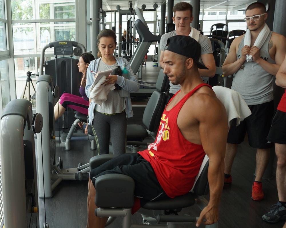 fitnesstrainer ausbildung schweiz