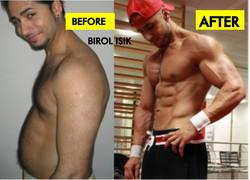 Birol Isik Fitnesstraining