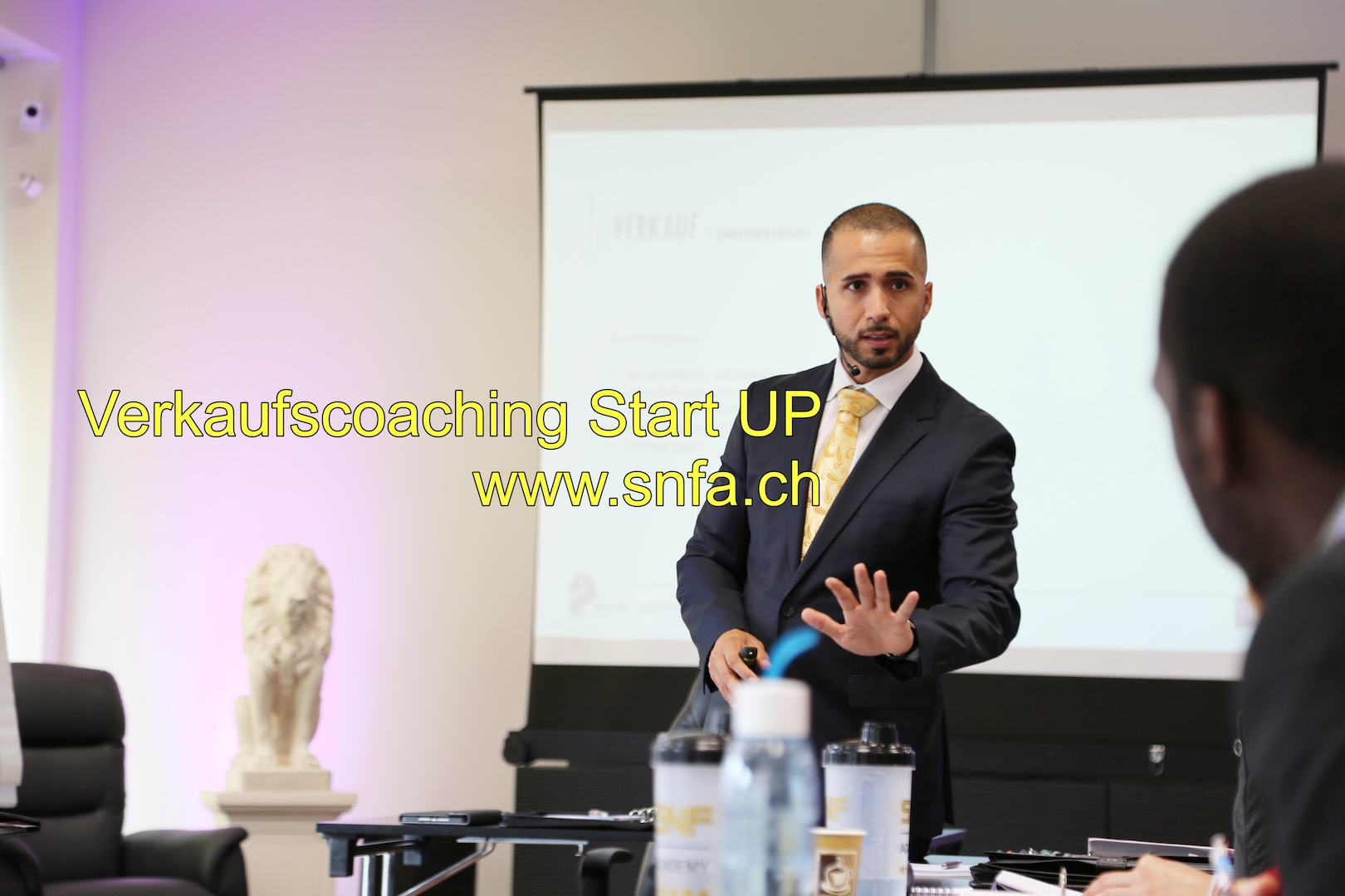 start up coaching verkauf