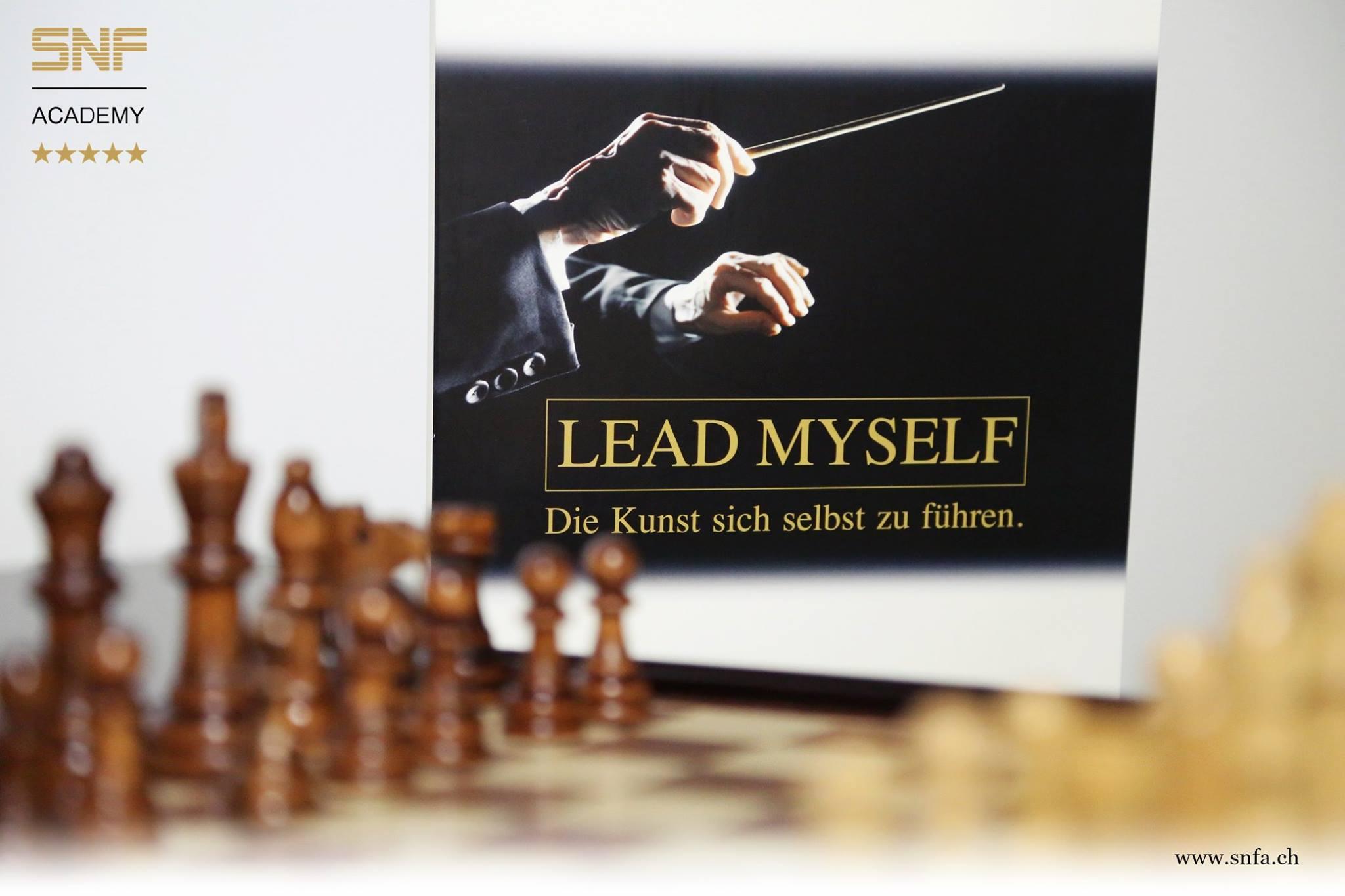 """Ausbildung """"Lead Myself"""""""