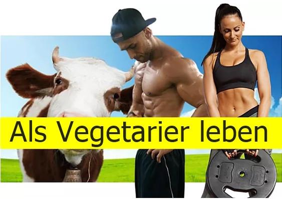 Plötzlich Vegetarier? Kraftsportler Birol Isik ohne Fleischkonsum